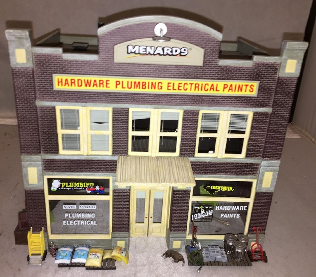 Menards O Gauge Hardware Store