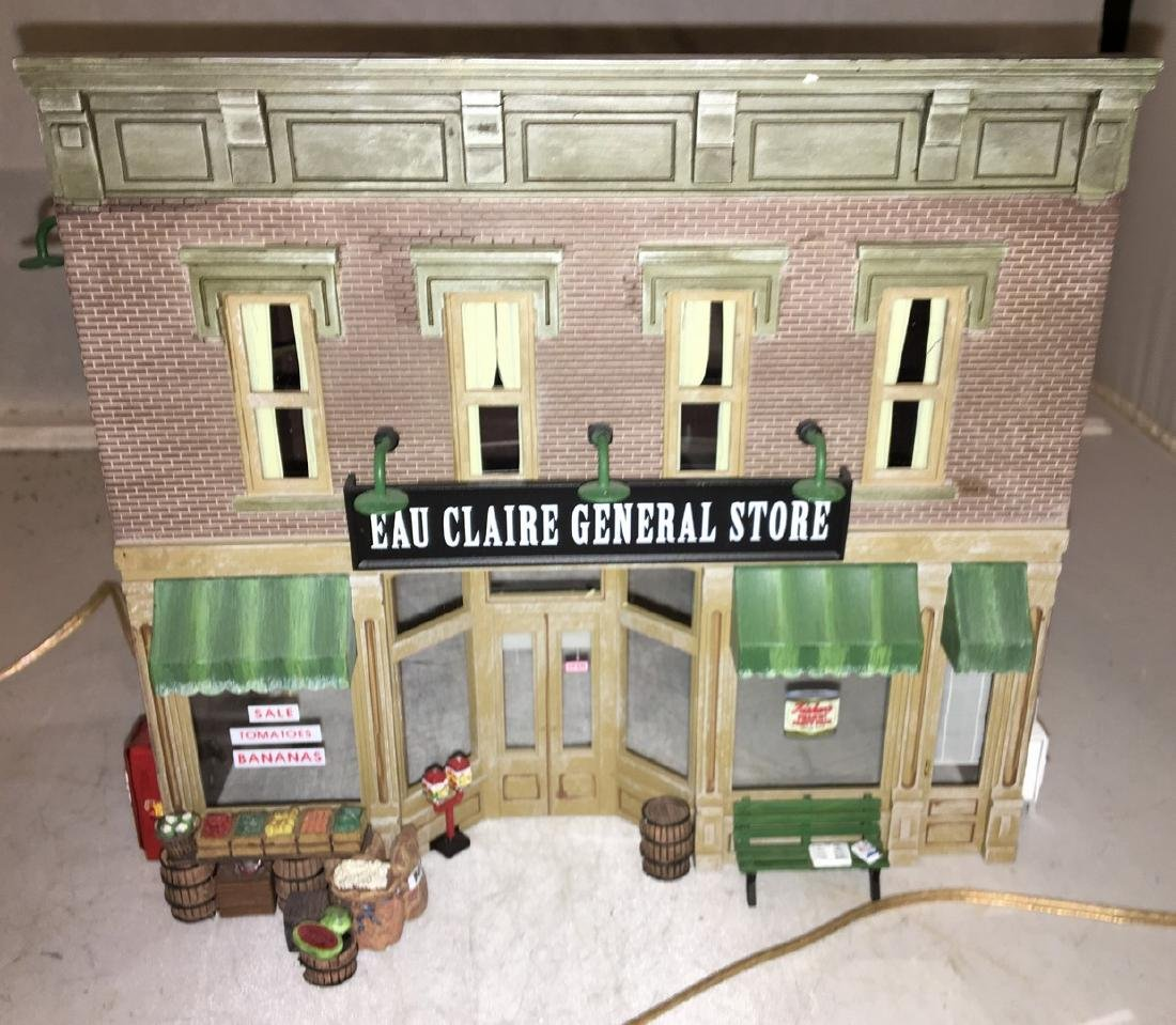 Menards O Gauge Eau Claire General Store