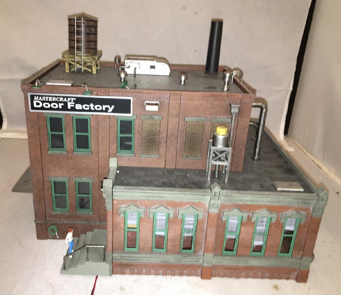 Menards O Gauge Door Factory