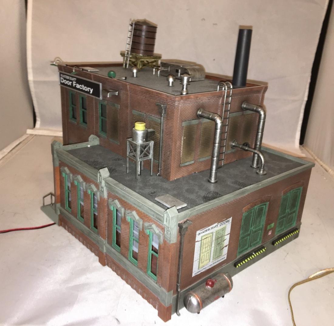 Menards O Gauge Door Factory - 2