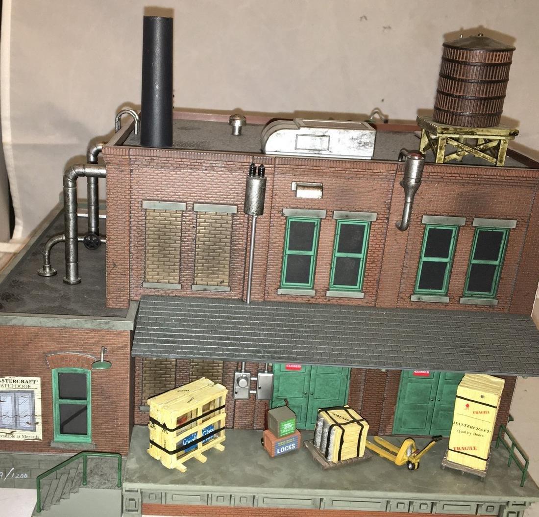 Menards O Gauge Door Factory - 3