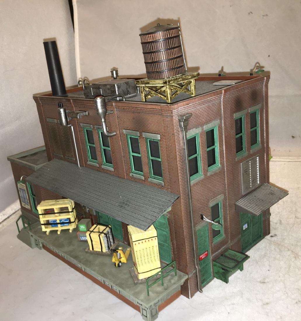 Menards O Gauge Door Factory - 4