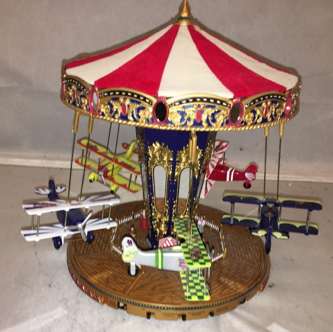 Worlds Fair O Gauge Airplane Ride