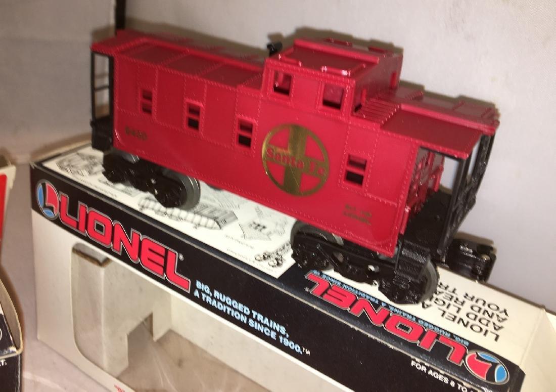 Lionel Santa Fe O Gauge Freight Cars - 3