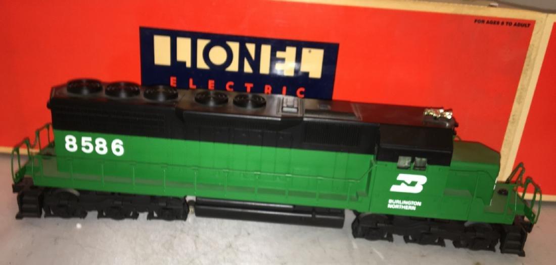 Lionel BN O Gauge SD-40 Diesel Engine