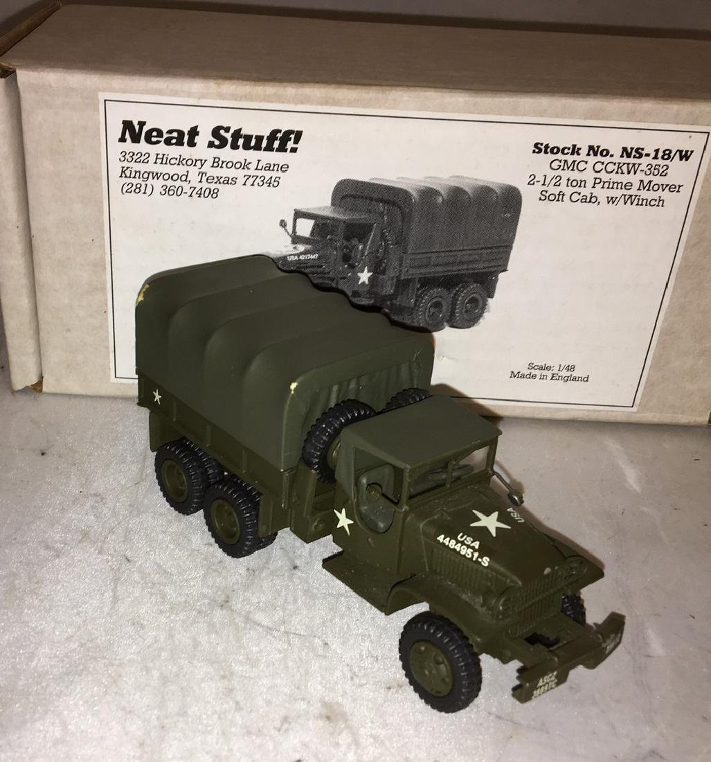 Neat Stuff 1/48 Scale Army Truck - 2