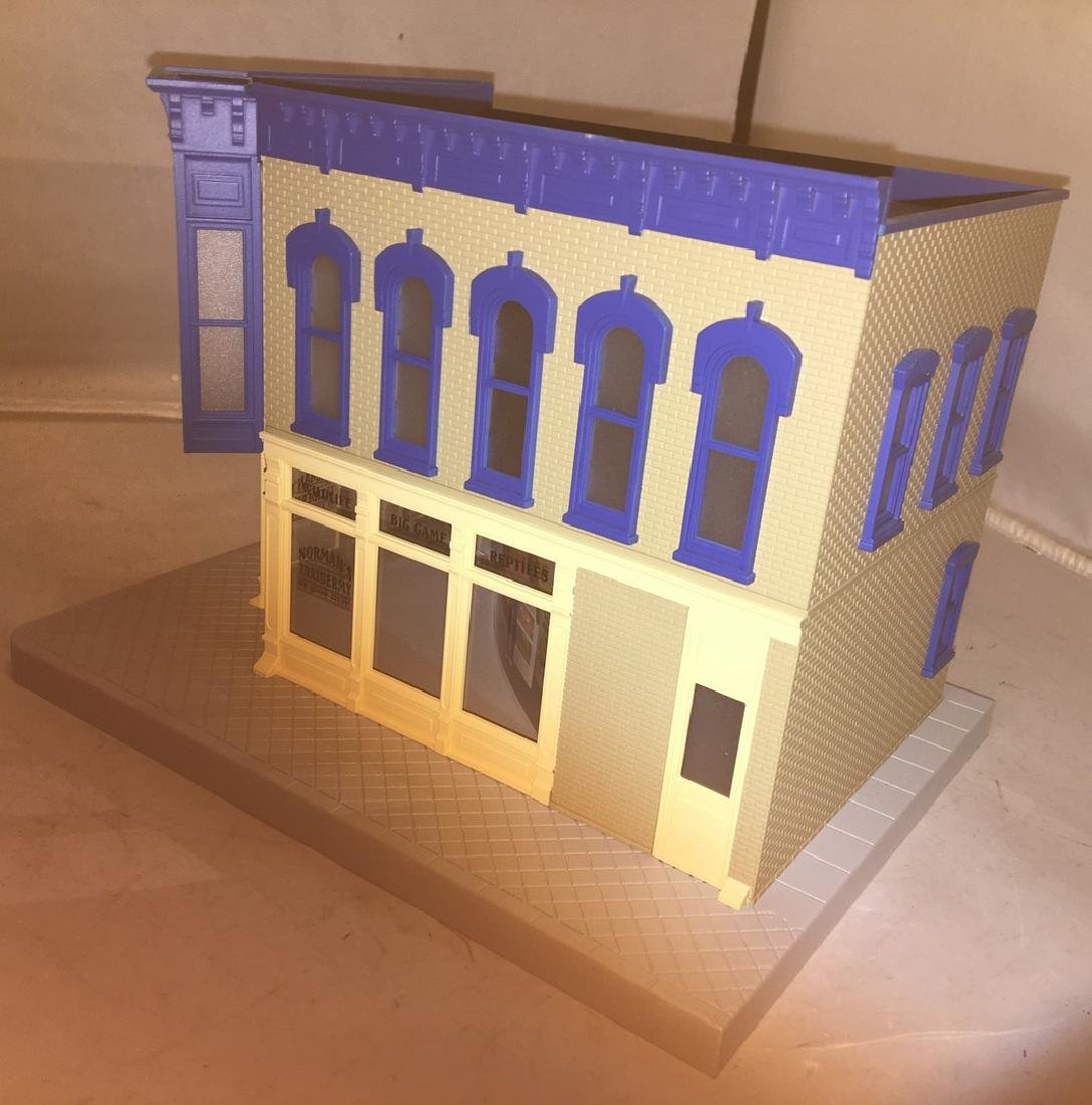 MTH Normans Toxicology O Gauge Building - 5