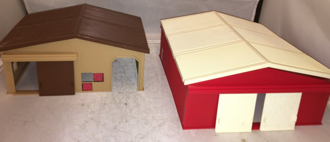 Ertl Farm Country O Gauge Equipment Buildings