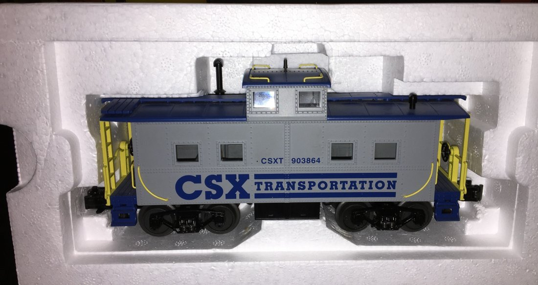 MTH O Gauge Freight Cars - 2