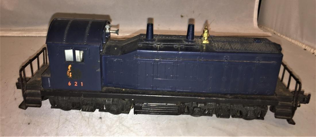 Lionel JC O Gauge NW2 Diesel - 3