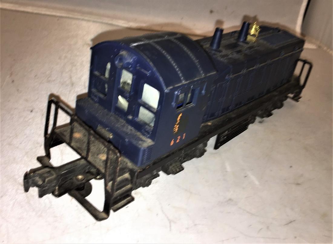 Lionel JC O Gauge NW2 Diesel - 4