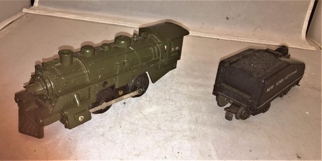 Marx O Gauge Military Steam Engine