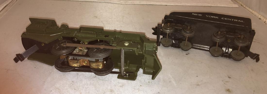 Marx O Gauge Military Steam Engine - 3