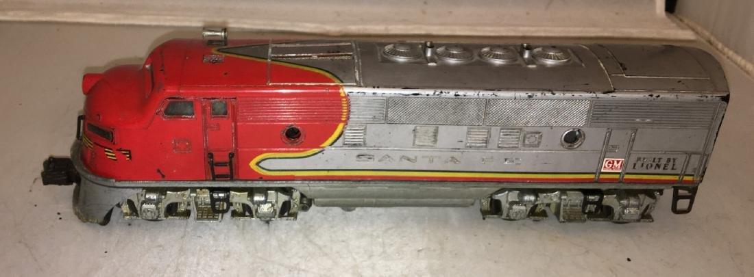 Lionel Postwar SF O Gauge F3 Diesel