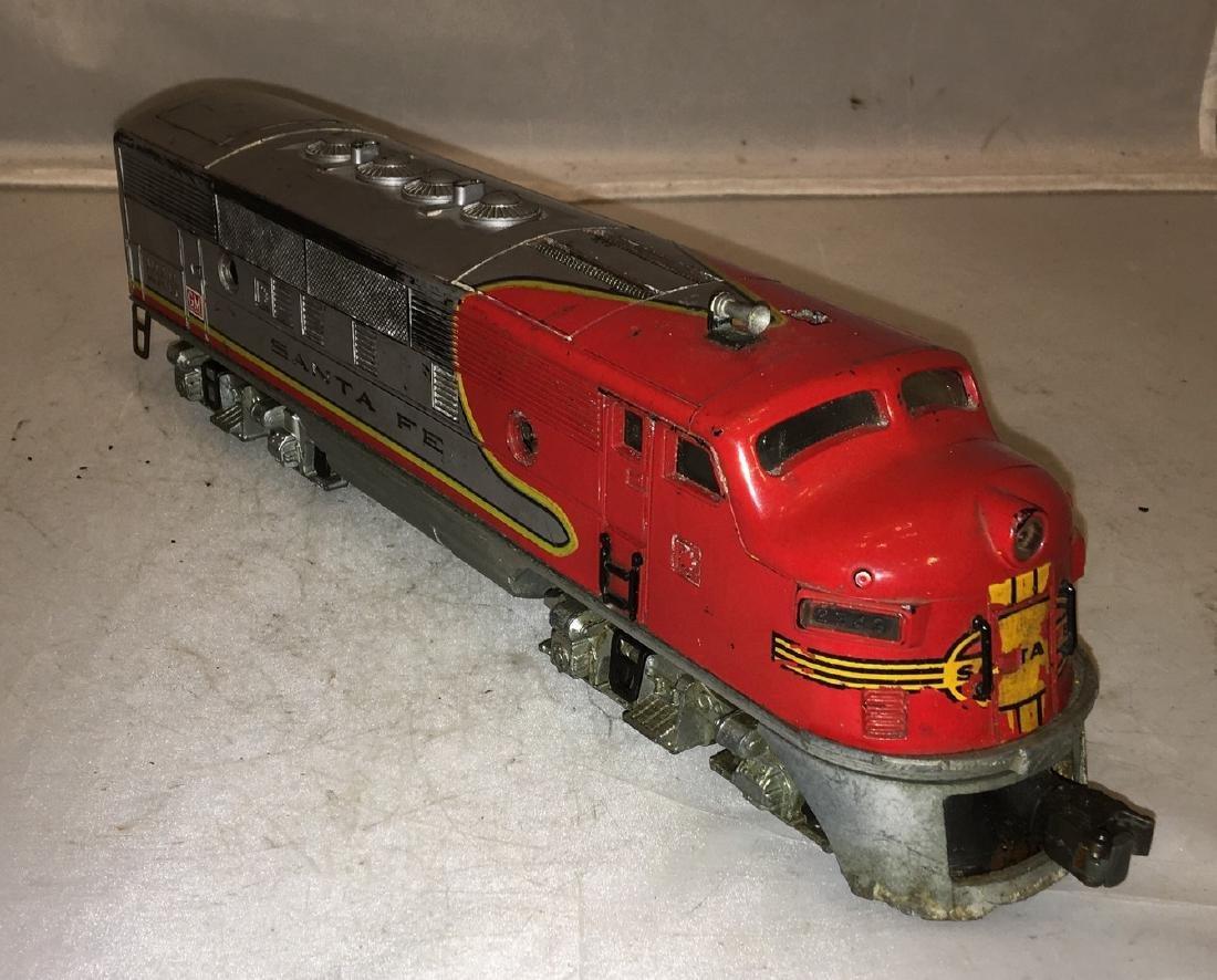 Lionel Postwar SF O Gauge F3 Diesel - 3