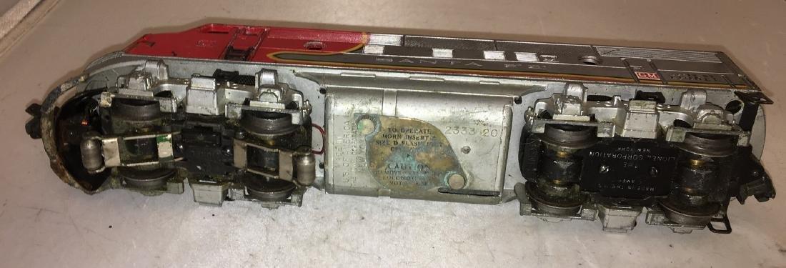Lionel Postwar SF O Gauge F3 Diesel - 4