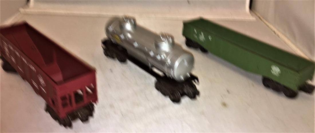 Lionel Postwar O Gauge Freight Cars - 2