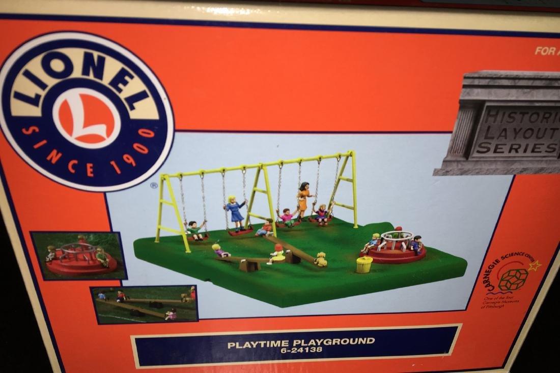 Lionel O Gauge Playtime Playground