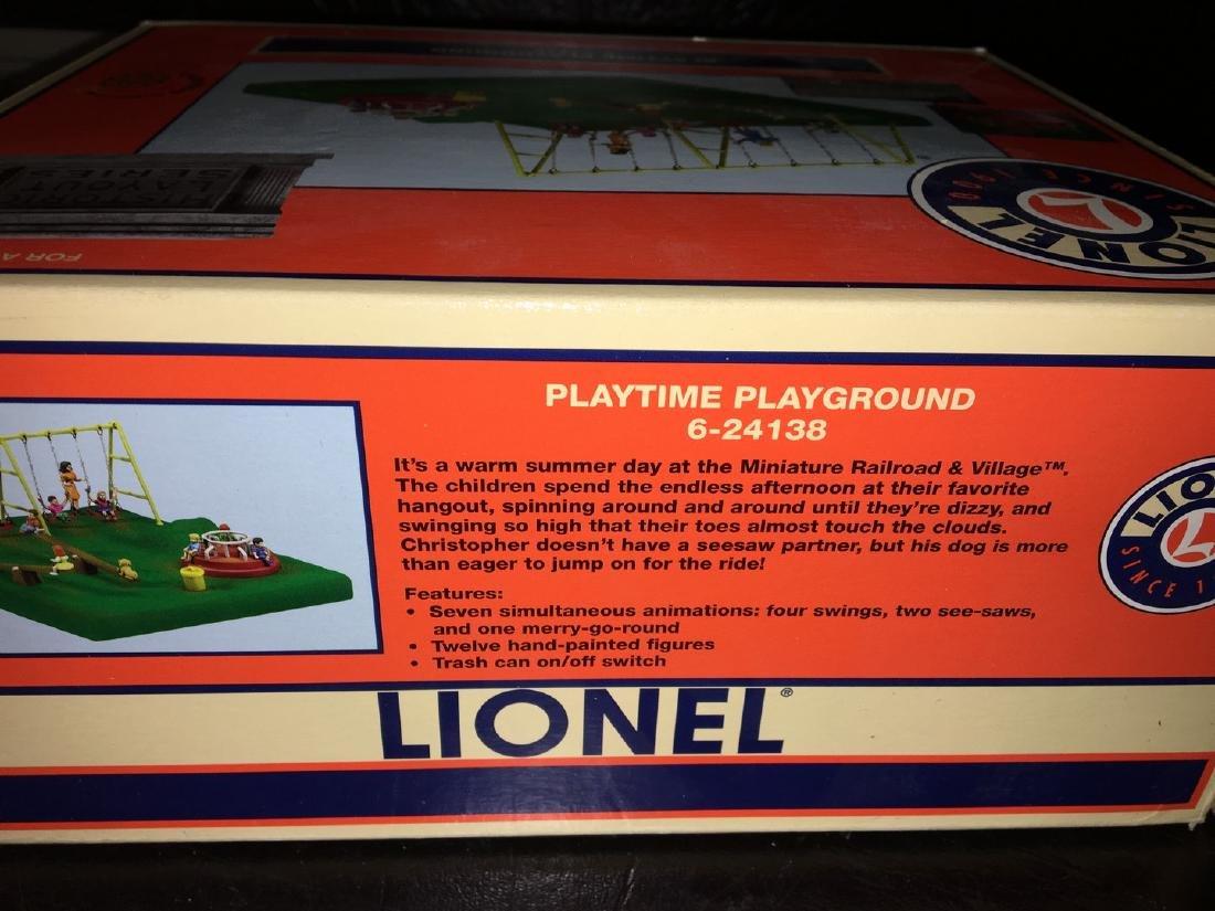 Lionel O Gauge Playtime Playground - 2
