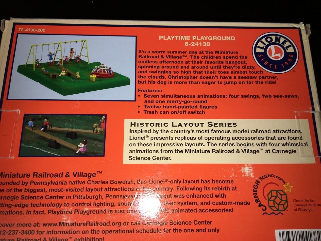 Lionel O Gauge Playtime Playground - 3