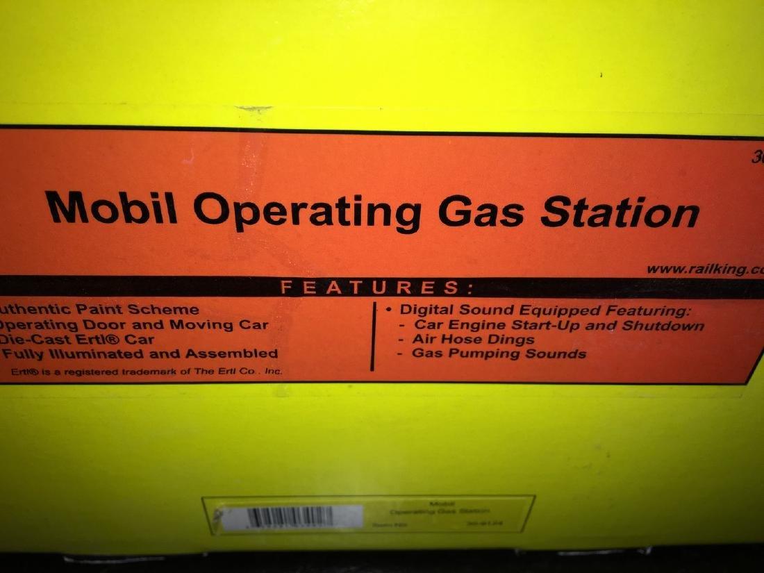 MTH O Gauge Mobil Operating Gast Station - 2