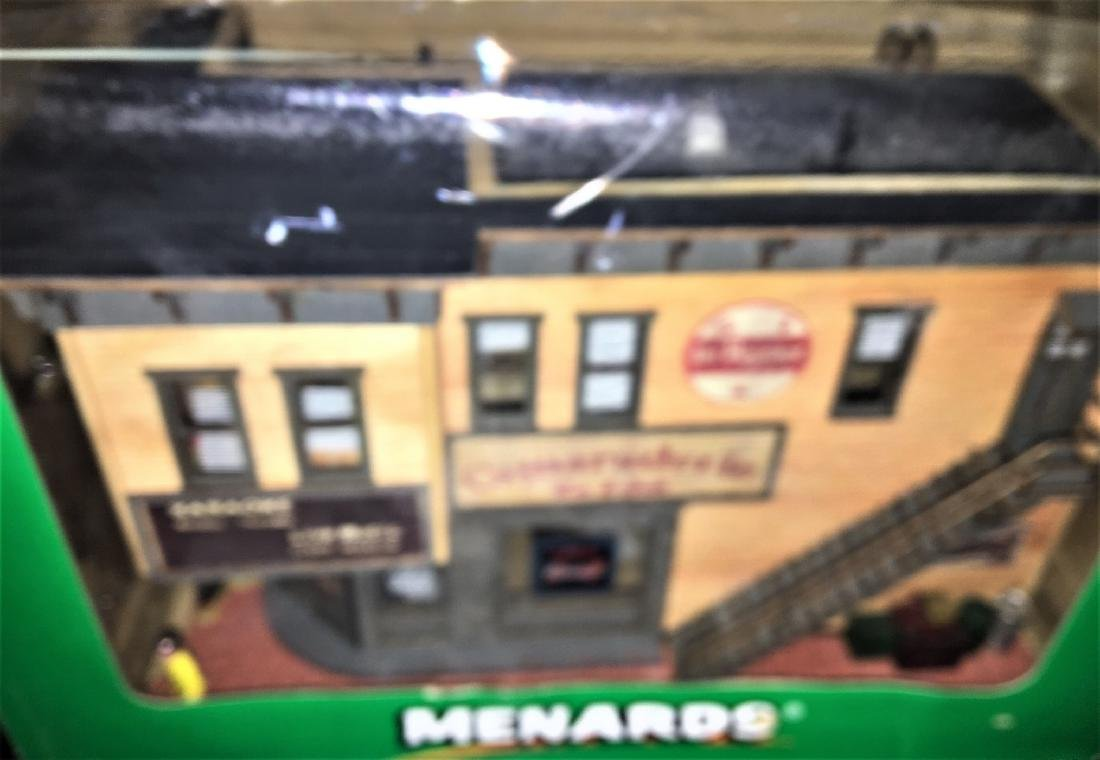 Menards O Gauge Camaraderie Bar and Grill
