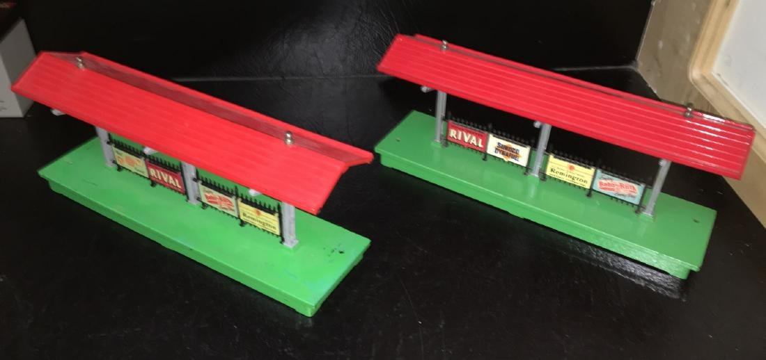 Lionel Postwar O Gauge Stations