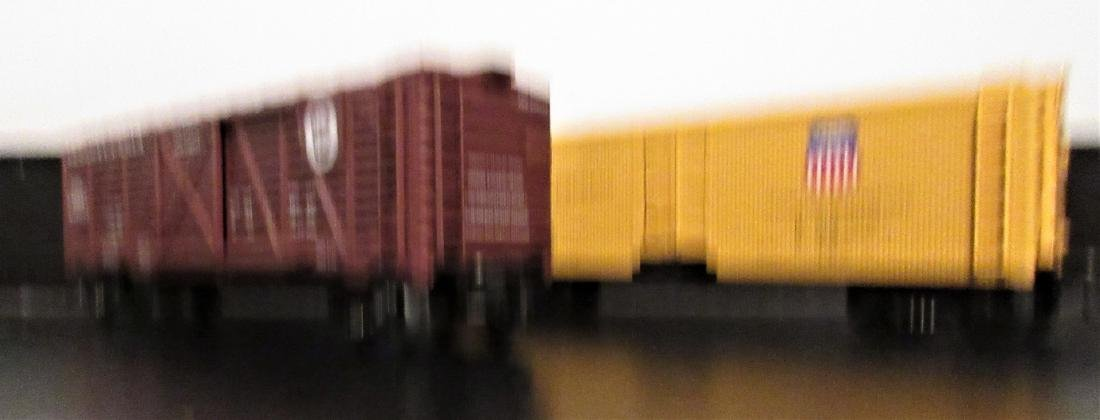 Atlas O Gauge Freight Cars