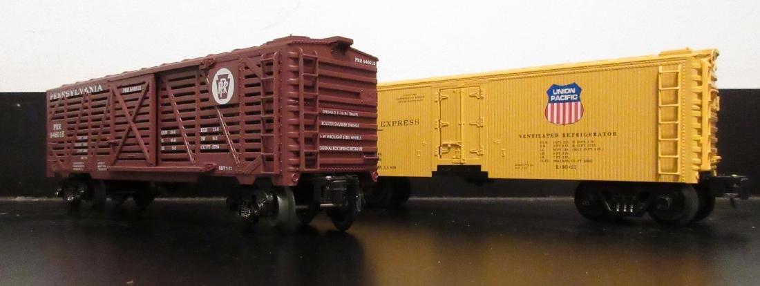 Atlas O Gauge Freight Cars - 2