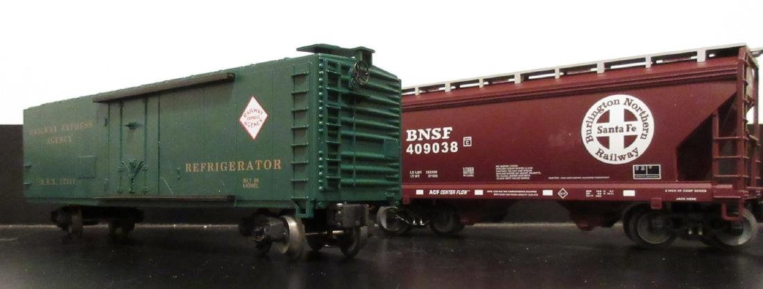Lionel O Gauge Freight Cars - 2