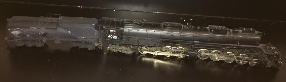 Rivarossi HO Scale Big Boy Steam Engine - 2
