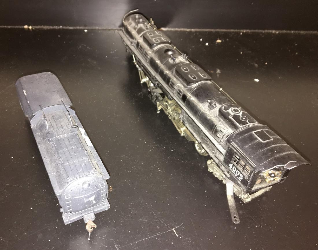 Rivarossi HO Scale Big Boy Steam Engine - 4