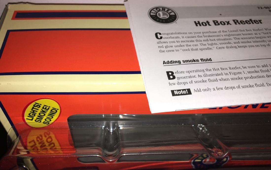 Lionel Swift O Gauge Hot Box Reefer Car - 3