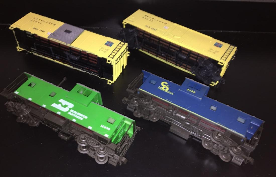 Atlas O Scale Freight Cars - 3