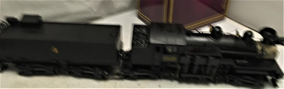 MTH Premier C&O O Gauge 4-Truck Shay Steam Engine