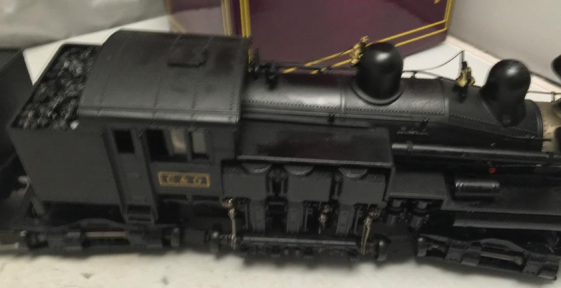 MTH Premier C&O O Gauge 4-Truck Shay Steam Engine - 2