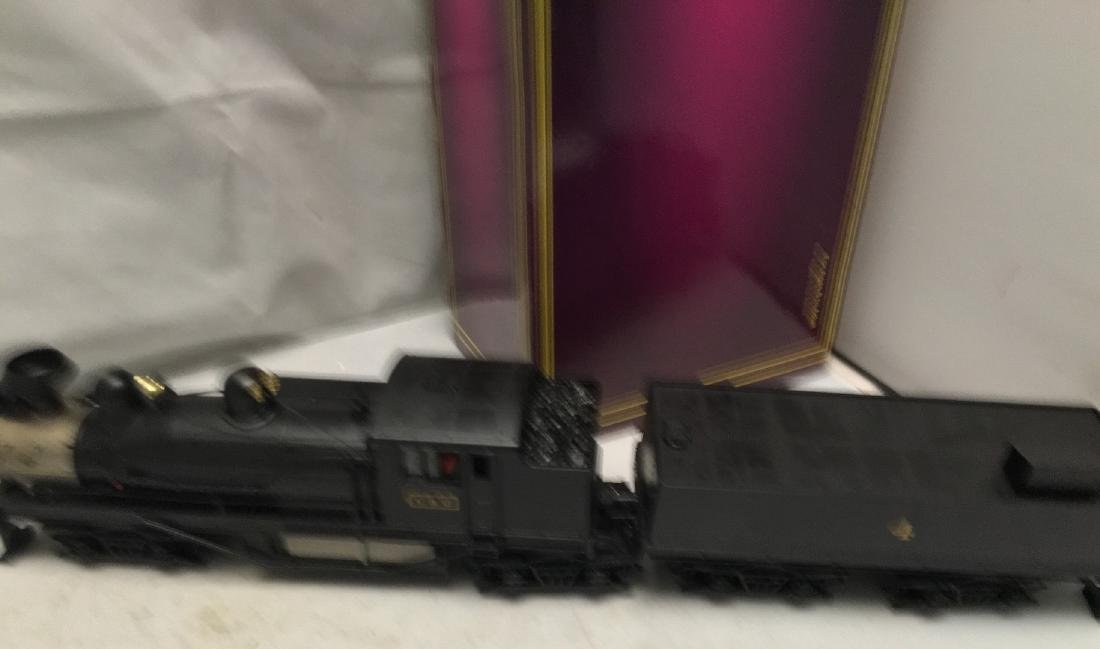 MTH Premier C&O O Gauge 4-Truck Shay Steam Engine - 6
