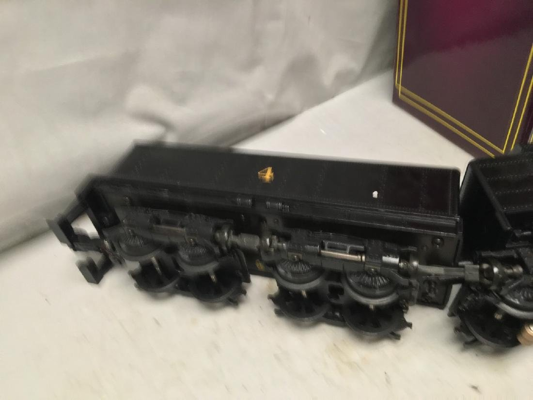 MTH Premier C&O O Gauge 4-Truck Shay Steam Engine - 8