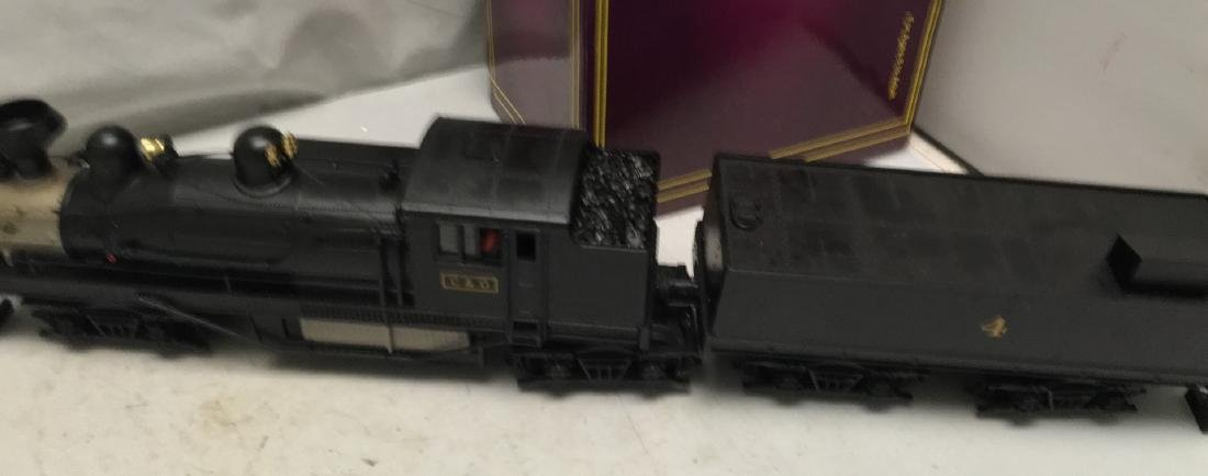 MTH Premier C&O O Gauge 4-Truck Shay Steam Engine - 9