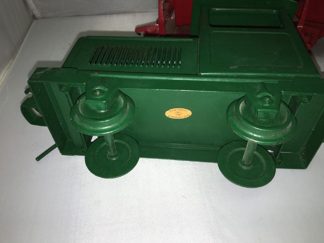 T-Reproductions Buddy L Large Scale Work Train - 7