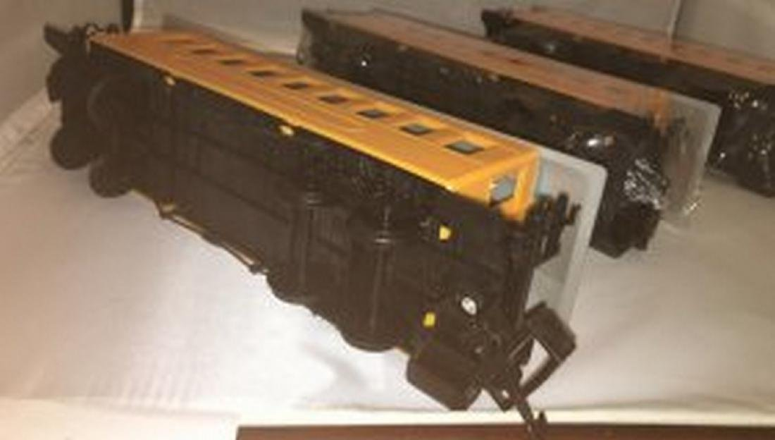 Three G Gauge Passenger Cars - 2