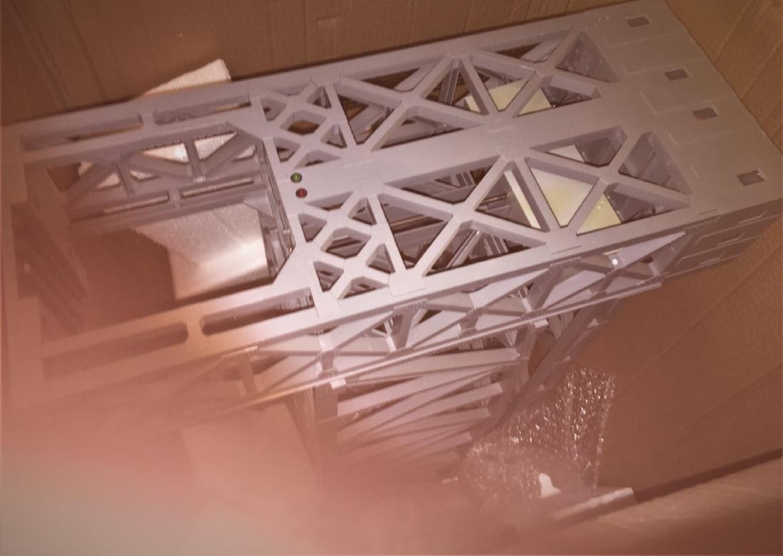 Lionel  O Gauge Lift Bridge Plus - 3