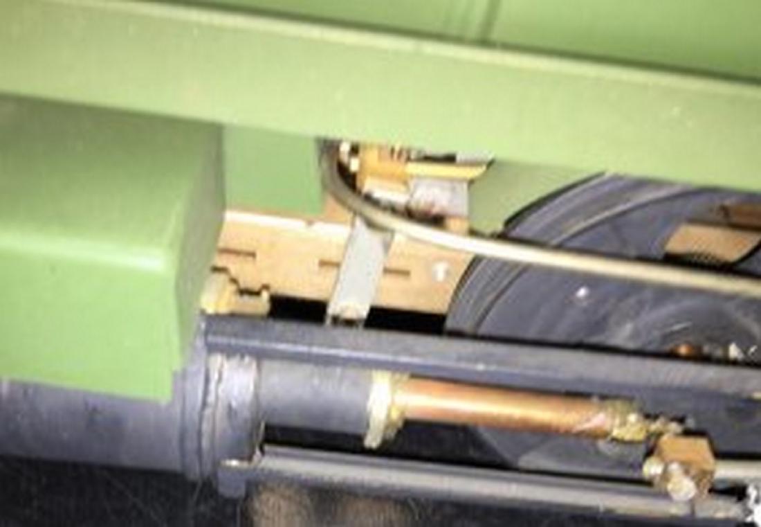 Brass and Wood Standard Gauge Steam Engine Plus - 9