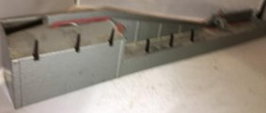 Lionel Postwar 364 O Gauge Conveyor Lumber Loader