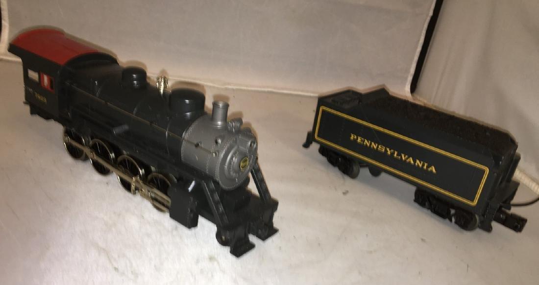 MTH PRR O Gauge Consolidation Steam Engine - 2