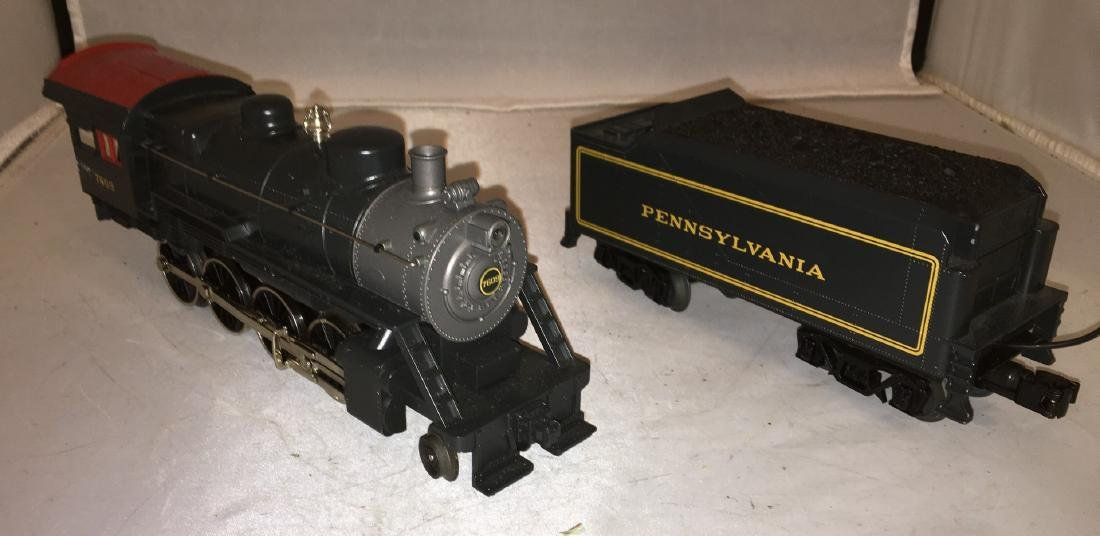 MTH PRR O Gauge Consolidation Steam Engine - 4