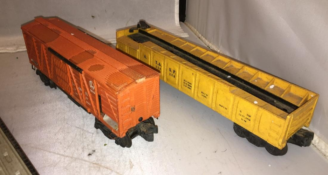 Lionel Postwar O gauge Freight Cars - 3