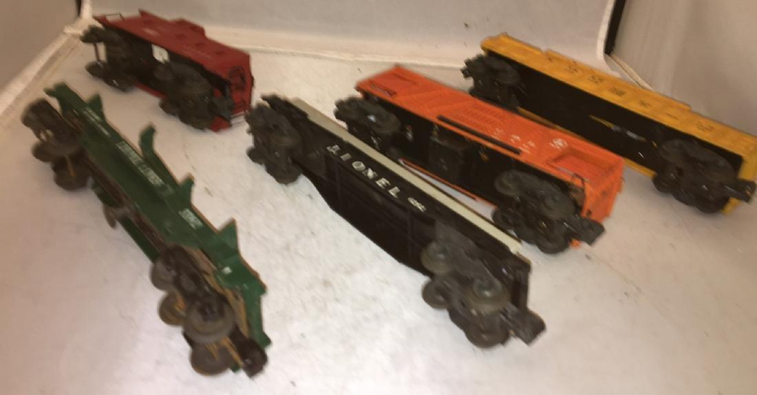 Lionel Postwar O gauge Freight Cars - 4