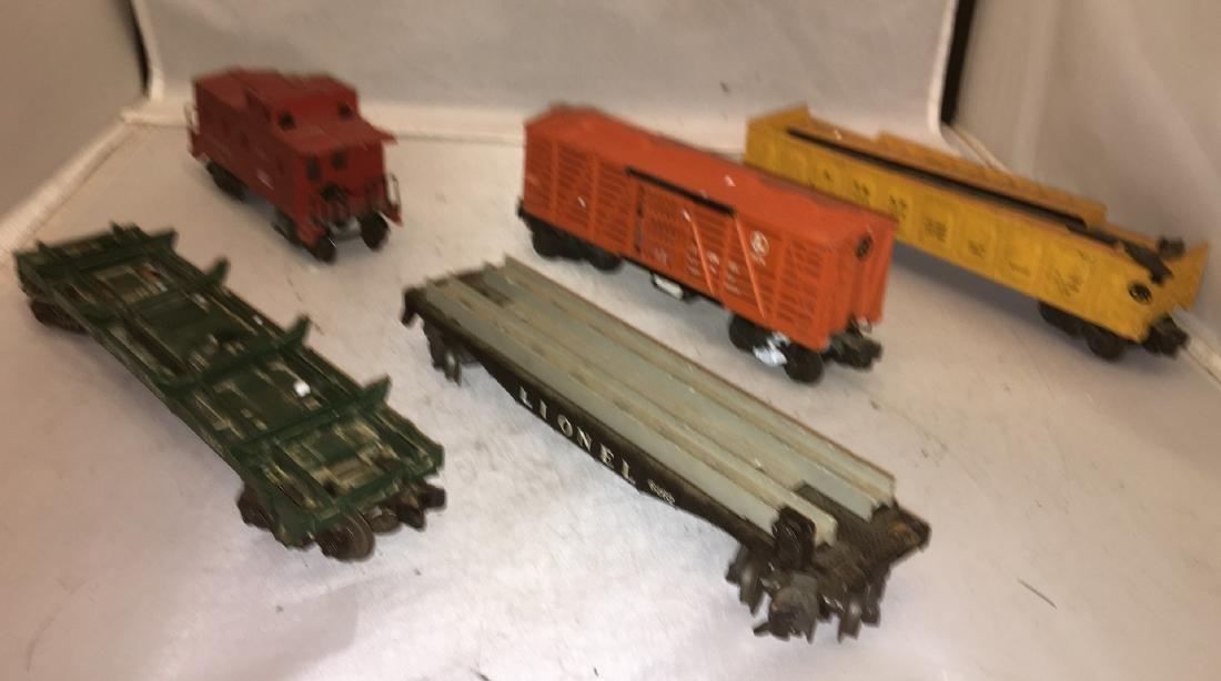 Lionel Postwar O gauge Freight Cars - 5