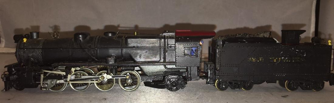 PRR HO Scale Mikado Steam Engine